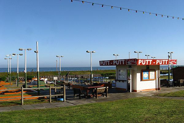 Putt Putt near Mouille Point