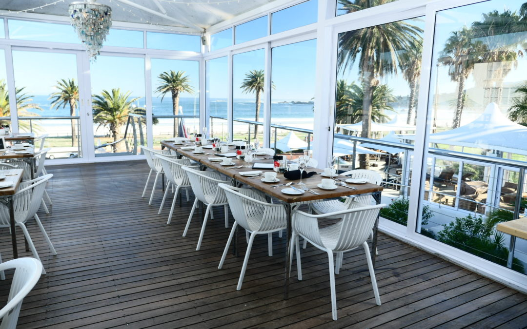 A Breakfast Buffet at The Bay