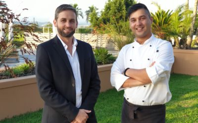New Team at the Helm of Pezula Resort Hotel & Spa's Restaurant and Bar