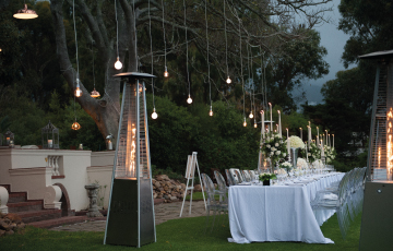 Village n Life Weddings Camps Bay Retreat